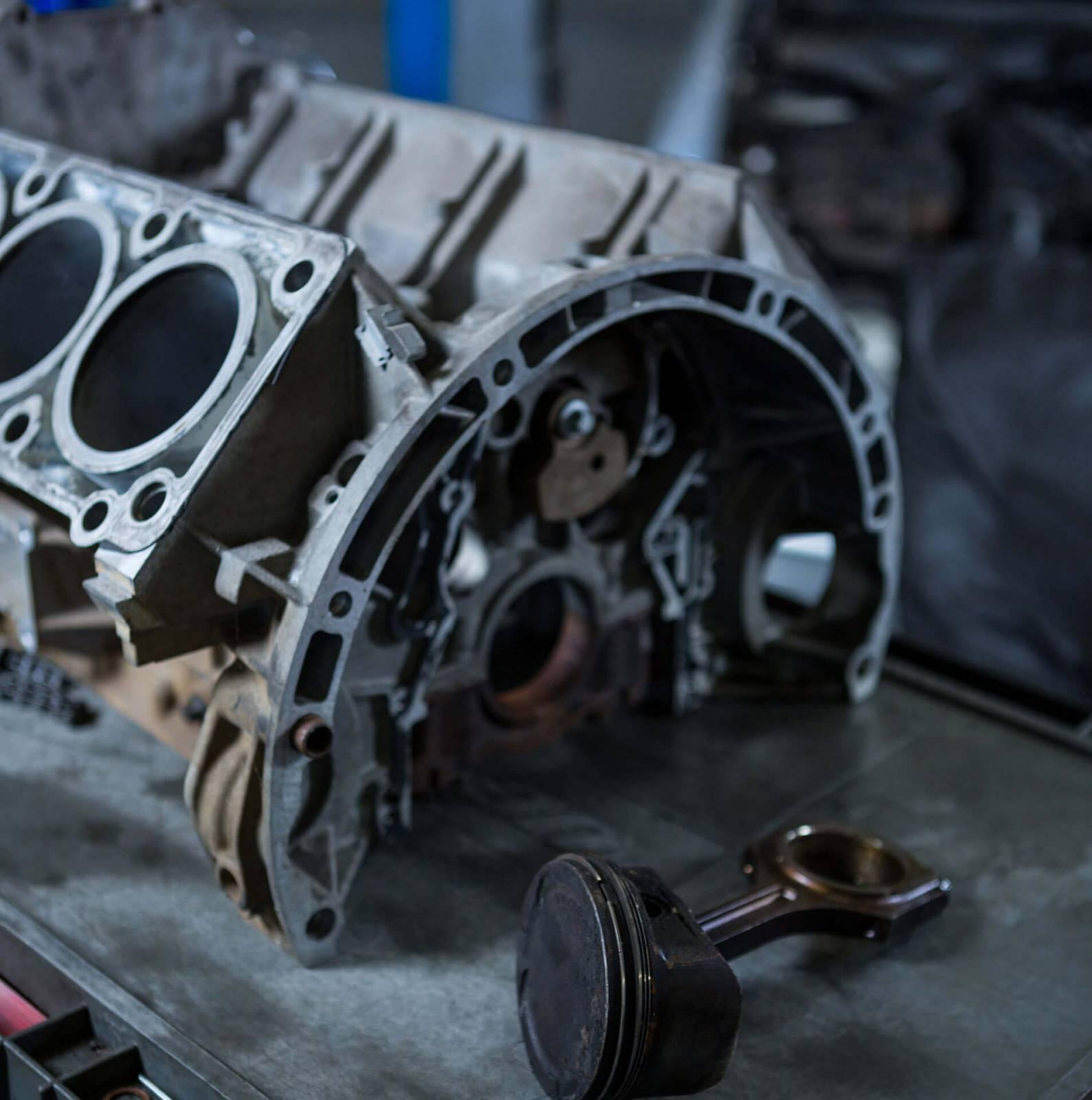 Mecânica de Motores